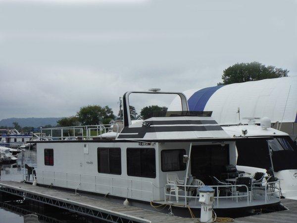 Used Skipperliner House Boat For Sale
