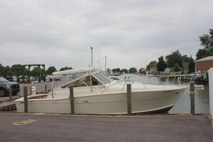 Used Viking 35 Express Cruiser Boat For Sale