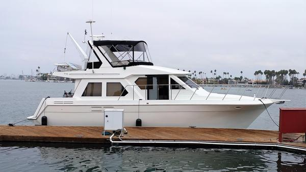 Used Navigator 4600 Pilothouse Boat For Sale