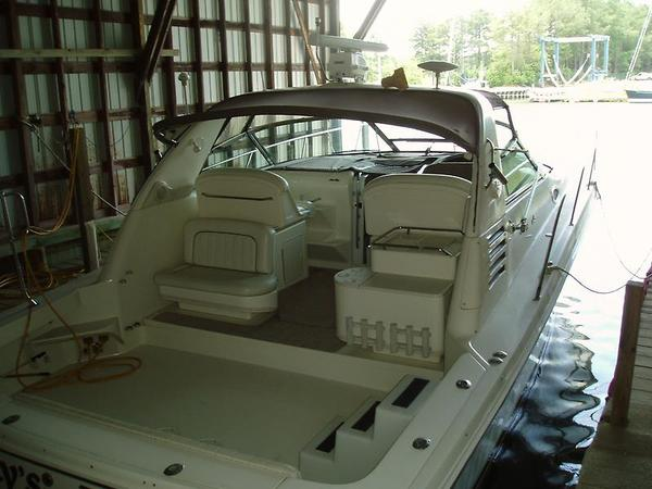 Used Sea Ray 370 EC Express Cruiser Boat For Sale