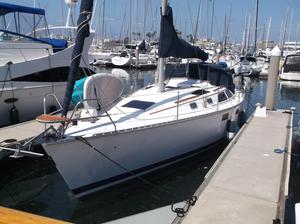Used Hunter 35.5 Legend Racer and Cruiser Sailboat For Sale