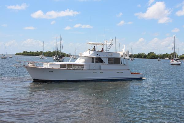 Used Chris-Craft Power Saltwater Fishing Boat For Sale