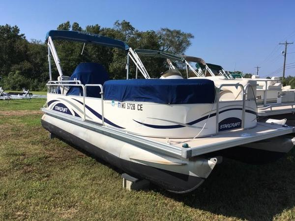 Used Starcraft 200 Classic Pontoon Boat For Sale