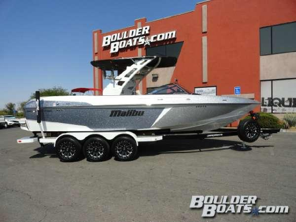 New Malibu 25 LSV25 LSV Ski and Wakeboard Boat For Sale