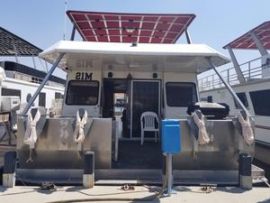 Used Myacht Houseboat 53x15 House Boat For Sale