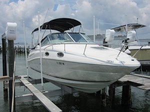 Used Sea Ray Sundancer Cruiser Boat For Sale