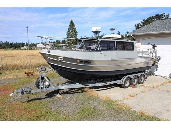 Used Almar Marine Sounder Hardtop Cuddy Cabin Boat For Sale