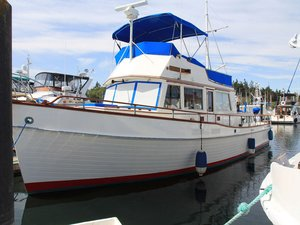 Used Grand Banks Grand Banks 42 Trawler Boat For Sale