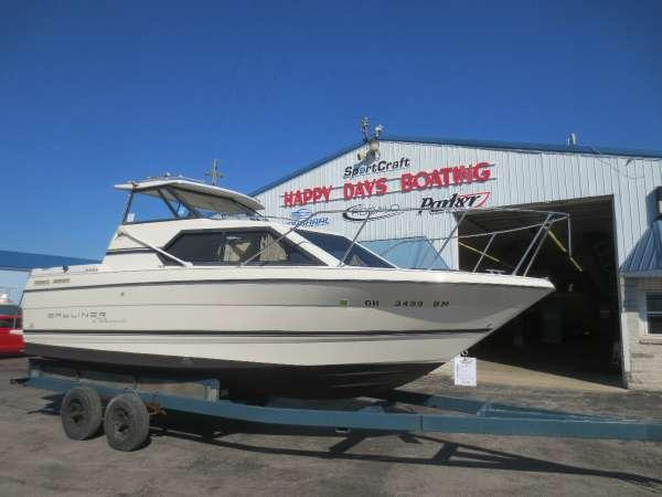 Used Bayliner 2452 Ciera Classic Cruiser Boat For Sale