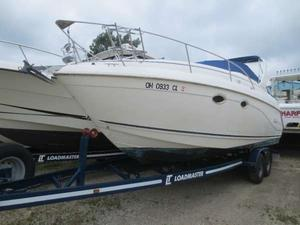 Used Rinker 270 FV Cruiser Boat For Sale