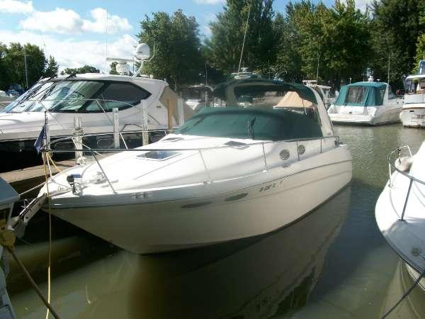 Used Sea Ray 290 Sundeck Cruiser Boat For Sale