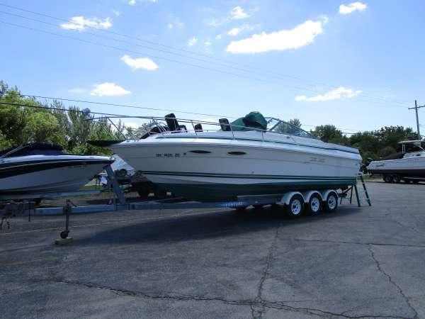 Used Sea Ray 270 AJ Cruiser Boat For Sale