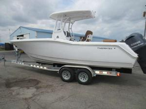 New Tidewater 252 LXF CC Center Console Fishing Boat For Sale