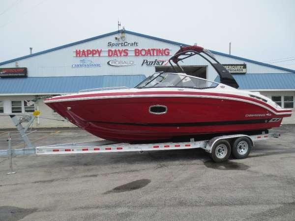 New Chaparral 257 SSX Cruiser Boat For Sale
