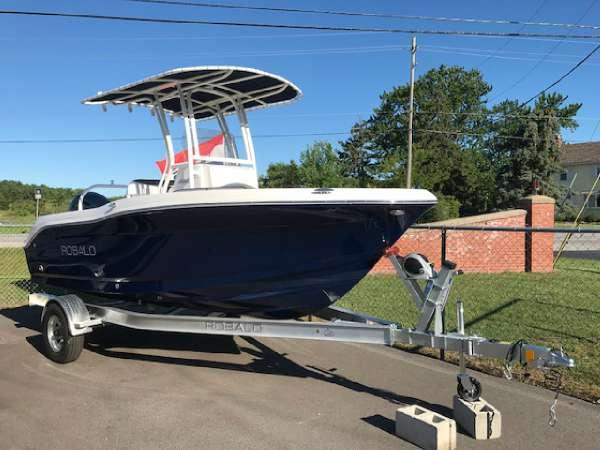 New Robalo R180 CCR180 CC Center Console Fishing Boat For Sale