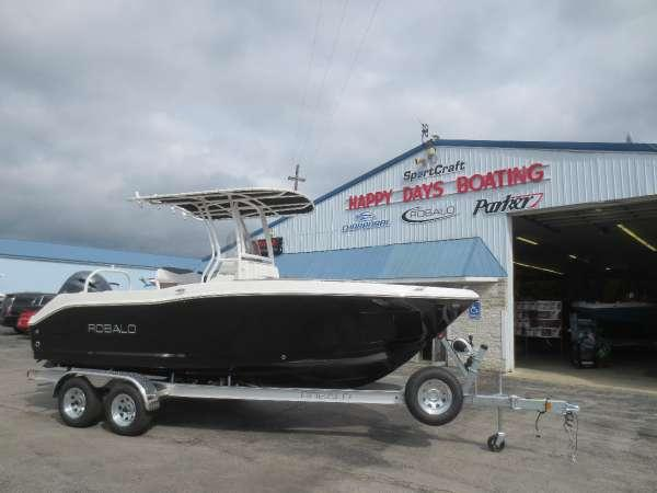 New Robalo 202 EX Freshwater Fishing Boat For Sale