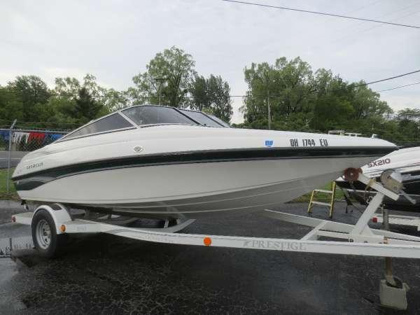Used Crownline 18 BR Bowrider Boat For Sale