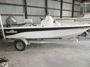 Used Nauticstar 1810 NauticBay Freshwater Fishing Boat For Sale