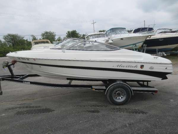 Used Mariah SX18 Bow Rider Bowrider Boat For Sale