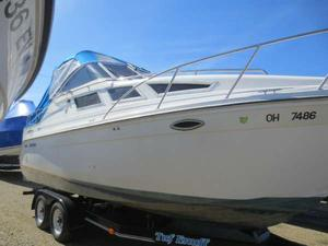 Used Baha Cruisers 271 Conquistare Freshwater Fishing Boat For Sale