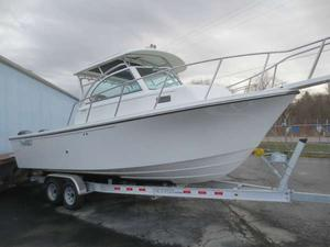 New Parker Boats 2510 XLD Walkaround Fishing Boat For Sale