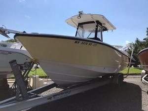 Used Edgewater 265 CC Center Console Fishing Boat For Sale