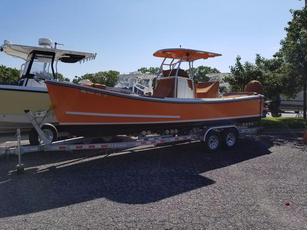 Used Eastern 24′ Eastern Classic Center Console Center Console Fishing Boat For Sale