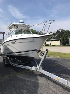 Used Seaswirl 26' STRIPER LIMITED EDITION Cruiser Boat For Sale