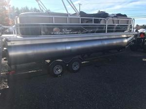 New Suntracker PARTY BARGE 22 XP3 Pontoon Boat For Sale