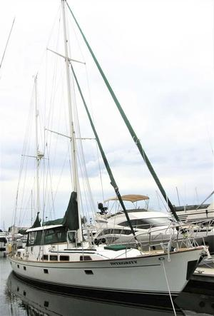 Used Aleutian Cc Ketch 51 Motorsailer Sailboat For Sale