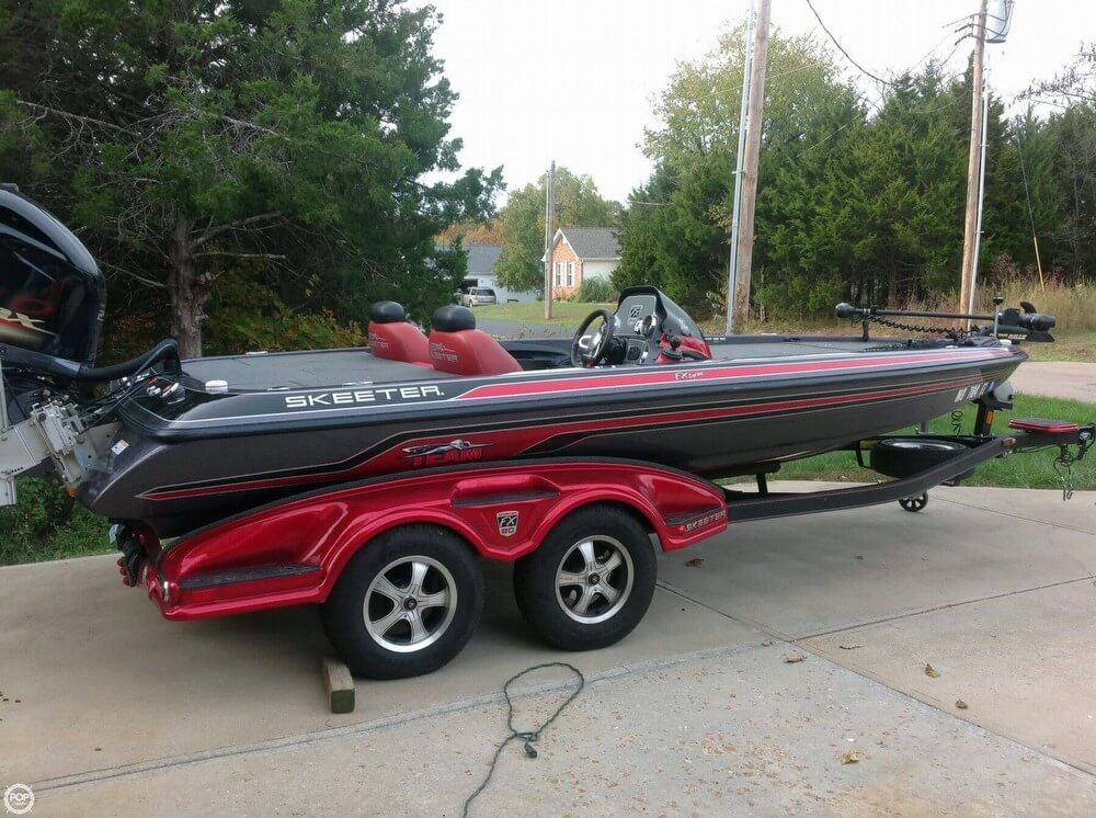 2013 Used Skeeter 20 FX Bass Boat For Sale - $53,500 ...