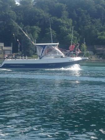 Used Aquasport Cuddy Cabin Boat For Sale
