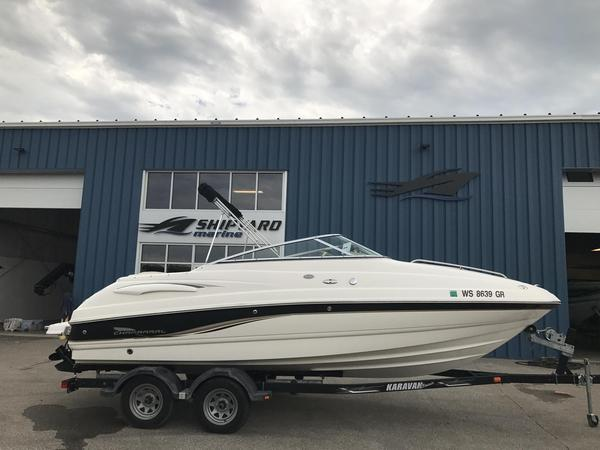 Used Chaparral 215 SSi Ski and Wakeboard Boat For Sale