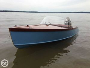 Used Custom 14 Antique and Classic Boat For Sale