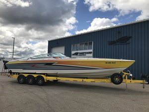 Used Formula 353 FASTech Jet Boat For Sale