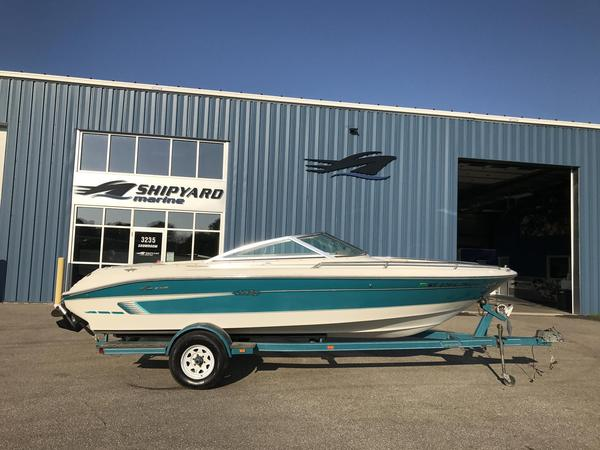 Used Sea Ray 200 Signature Bowrider Boat For Sale