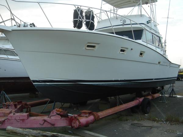 Used Viking 41 Convertible Fishing Boat For Sale