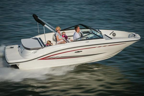 New Sea Ray 190 SPX Bowrider Boat For Sale