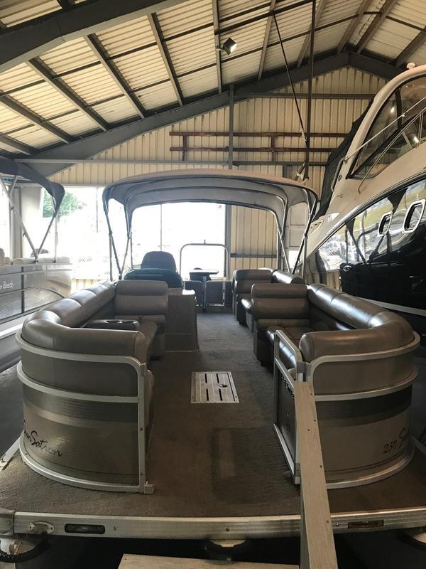 Used Premier Sunsation 25 Pontoon Boat For Sale