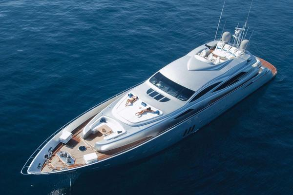 Used Pershing 115 Mega Yacht For Sale