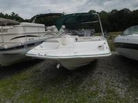 Used Hurricane 201 Fundeck Bowrider Boat For Sale