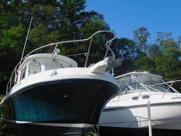 Used Albin 28 TE Flush Deck Cruiser Boat For Sale