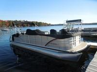 Used Sanpan 2500 Bar Pontoon Boat For Sale