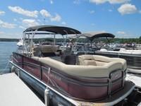 Used Premier 260 Grand Entertainer Pontoon Boat For Sale