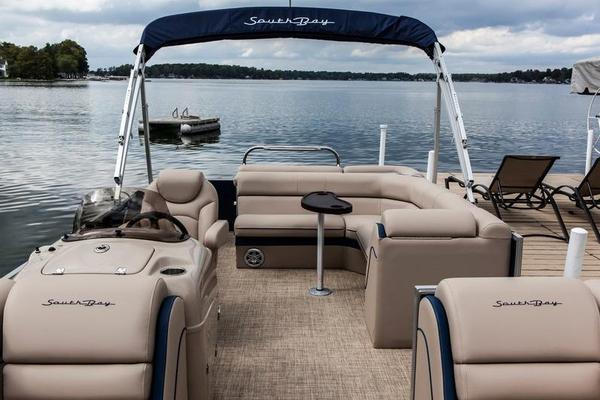 New South Bay 523 E Pontoon Boat For Sale