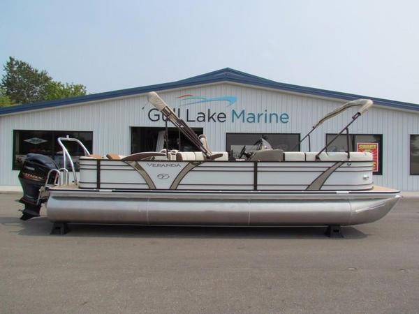 New Veranda V25RFL Pontoon Boat For Sale