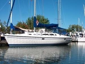 Used Catalina 380 Cruiser Sailboat For Sale