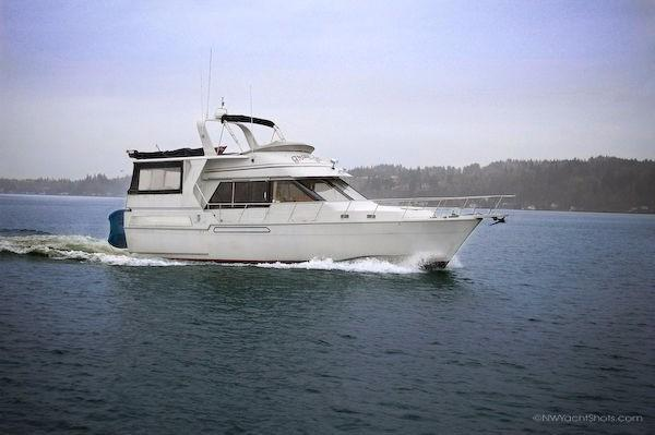 Used Angel Sundeck MY Aft Cabin Boat For Sale