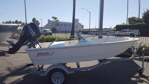 New Boston Whaler 110 Sport Runabout Boat For Sale