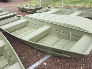 New Crestliner 1436L CR Jon Boat For Sale